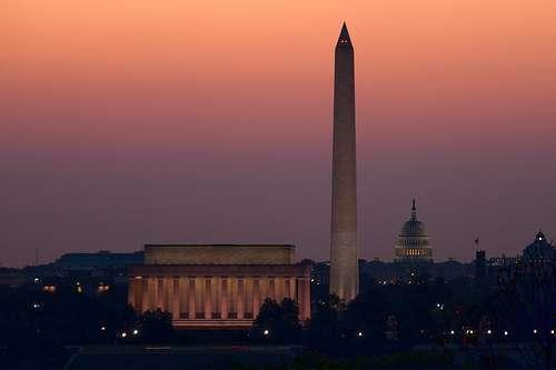 Washington, DC Sunrise