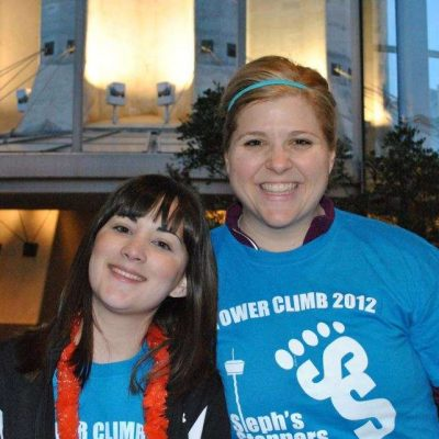 Cystic Fibrosis Foundation Tower Climb