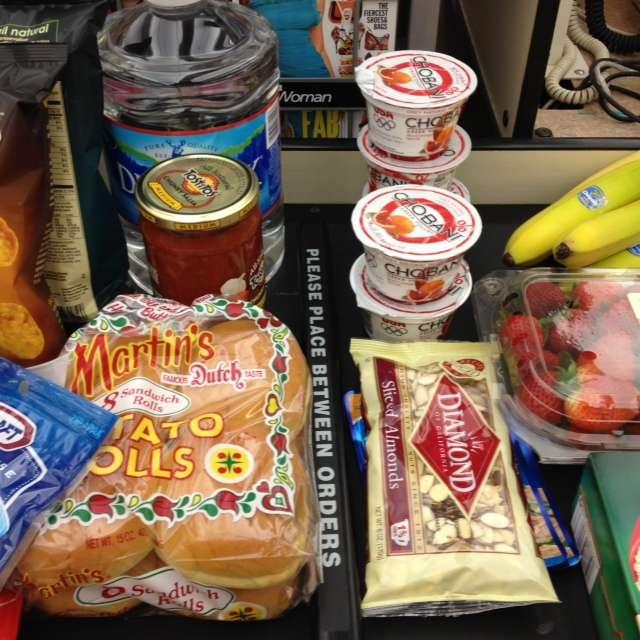 Separate Groceries