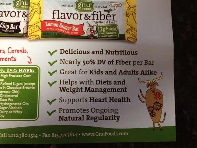 Gnu Flavor and Fiber