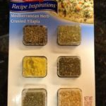 McCormick's Mediterranean Herb Crusted Tilapia