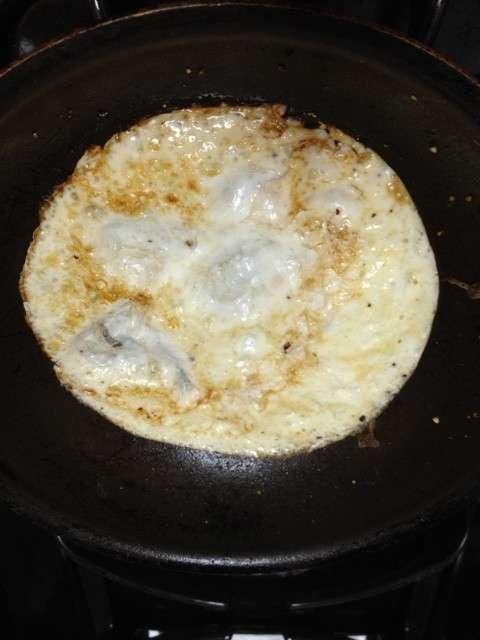 2 egg whites