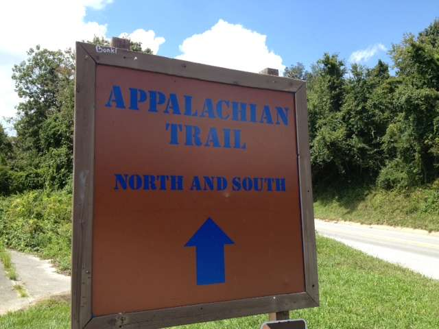Appalachian Trail Frederick MD
