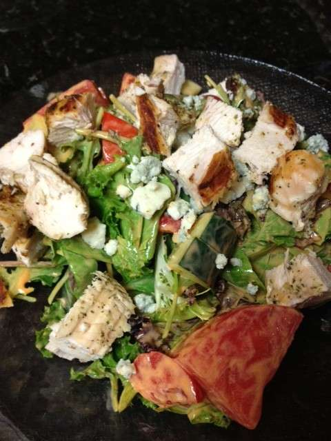 Grilled Buttermilk Chicken Salad