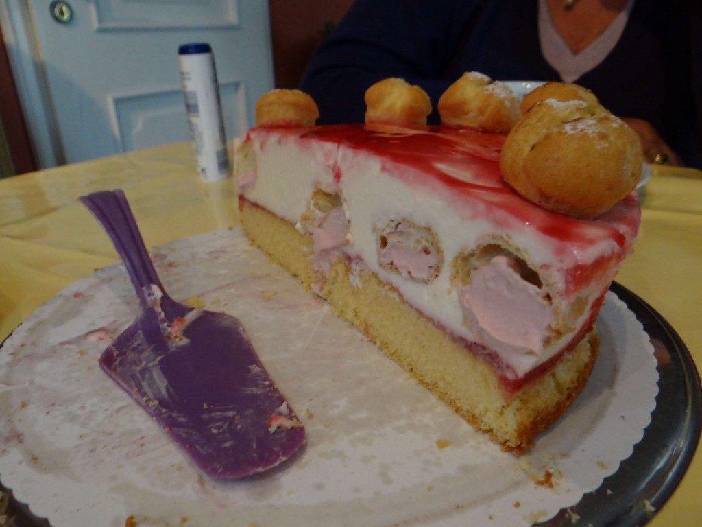 Bavarian Cake