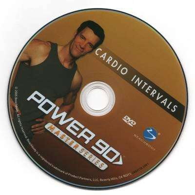 Power 90 Cardio Intervals