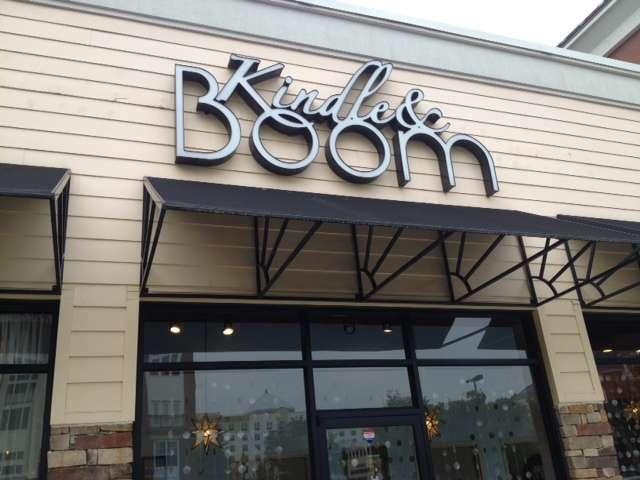Kindle & Boom