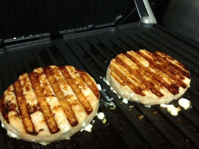 Trader Joes Salmon Burgers