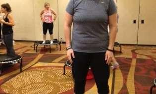 Jumpsport Trampoline Fitness