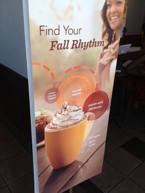 Starbucks Fall Drinks