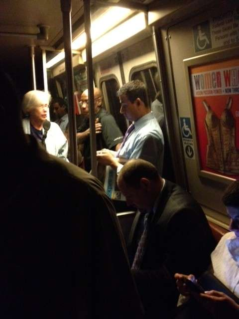 Metro Power Outage 9-19-12