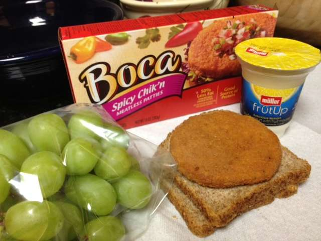 Ezekiel Bread Lunch