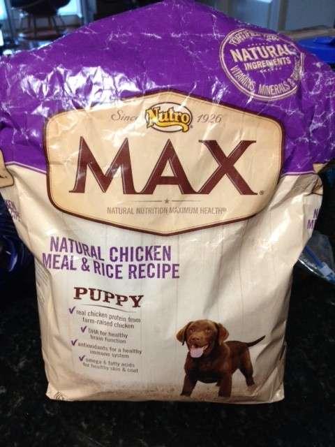 Nutro Max Puppy