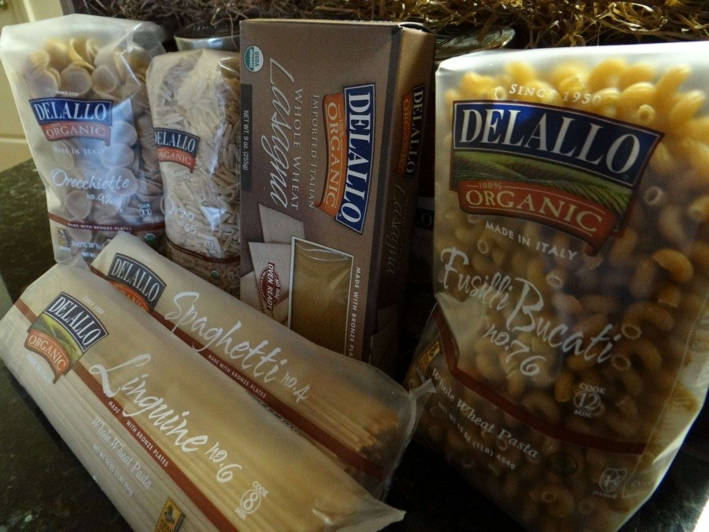 Delallo Whole Wheat Pasta
