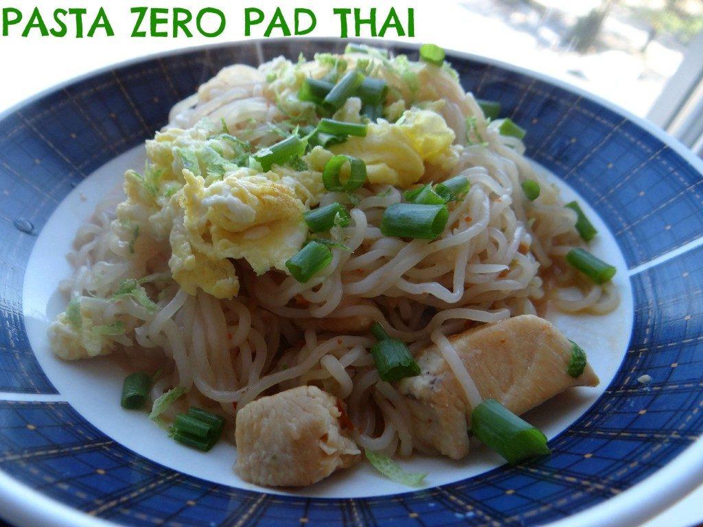 Pasta Zero Pad Thai