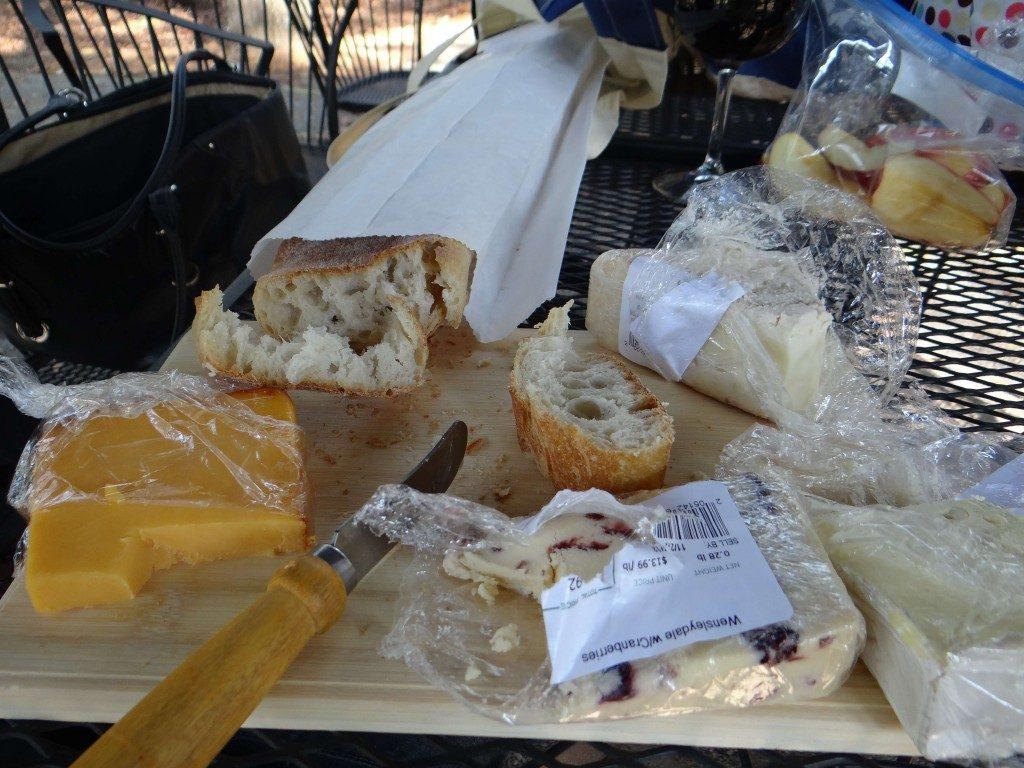 Wine and Cheese Dawson's Market