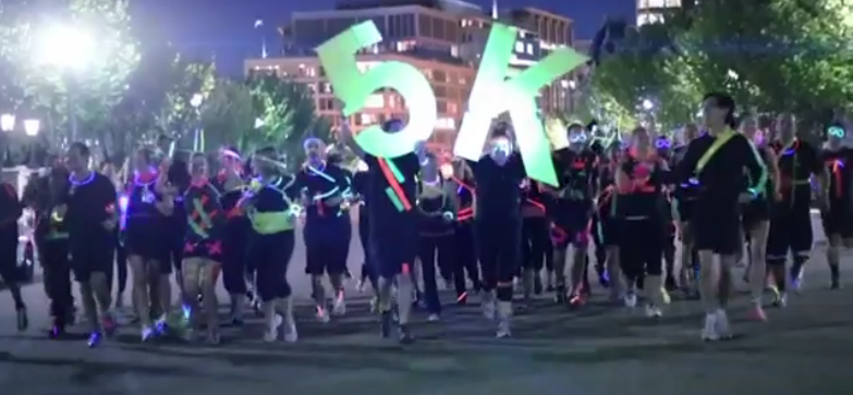 Glow in the Dark 5K DC