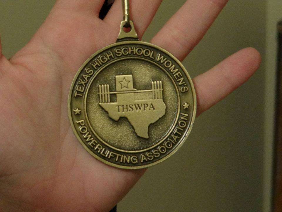 Texas Powerlifting State Champion
