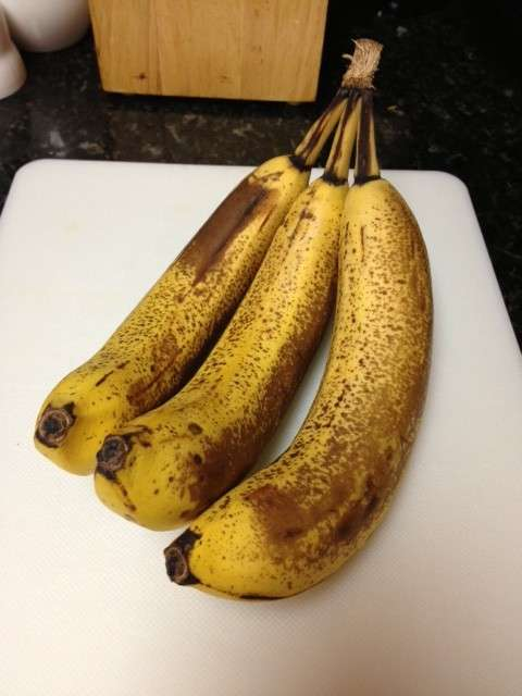 Bananas for Banana Bread