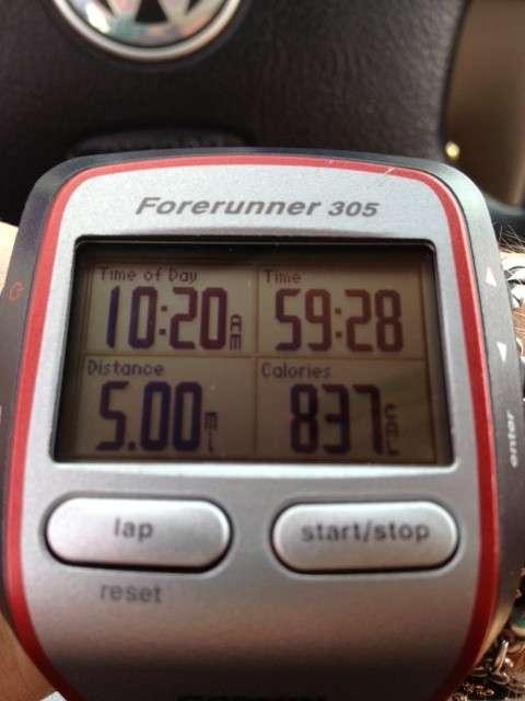 Runner's World Half Marathon