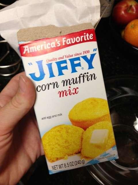 Jiffy Corn Muffin Mix