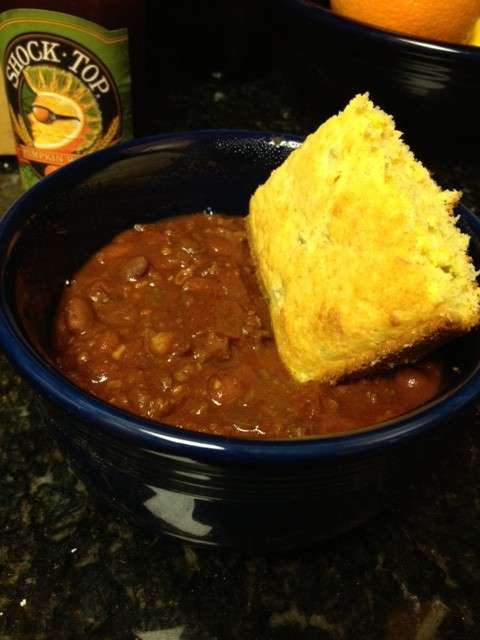 Cincinnati Bean Chili