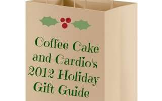 Coffee Cake and Cardio 2012 Holiday Gift Guide