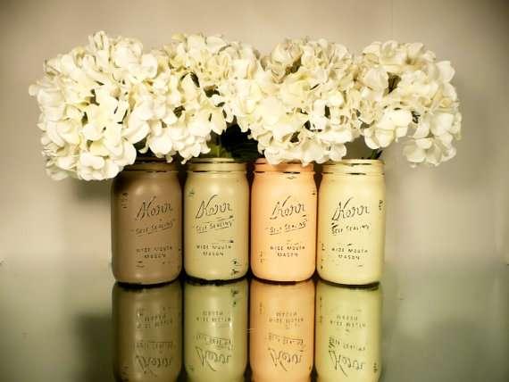 Harvest Mason Jars