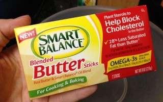 Smart Balance Blended Butter Sticks