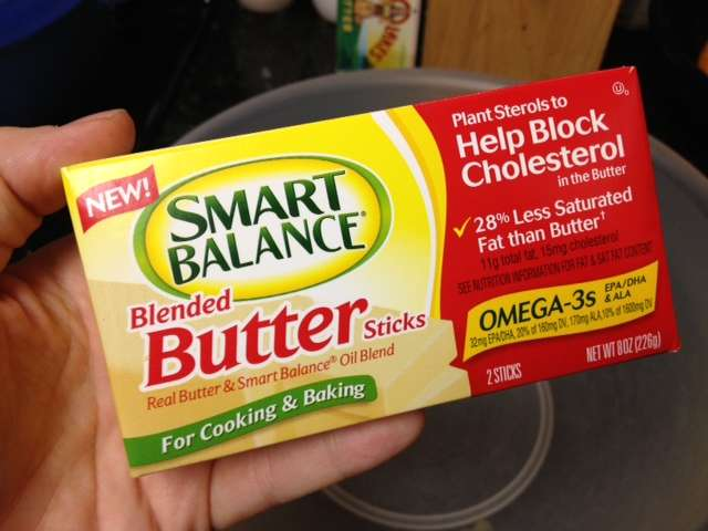 Smart Balance Blended Butter Sticks