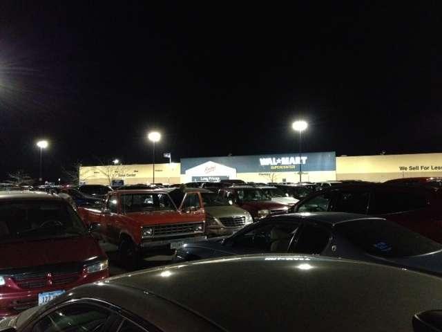 Walmart Grinnell Iowa