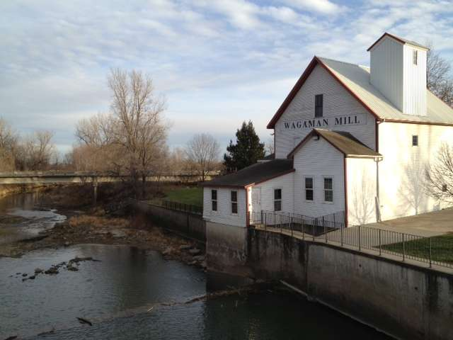 Wagaman Mill Lynnville Iowa