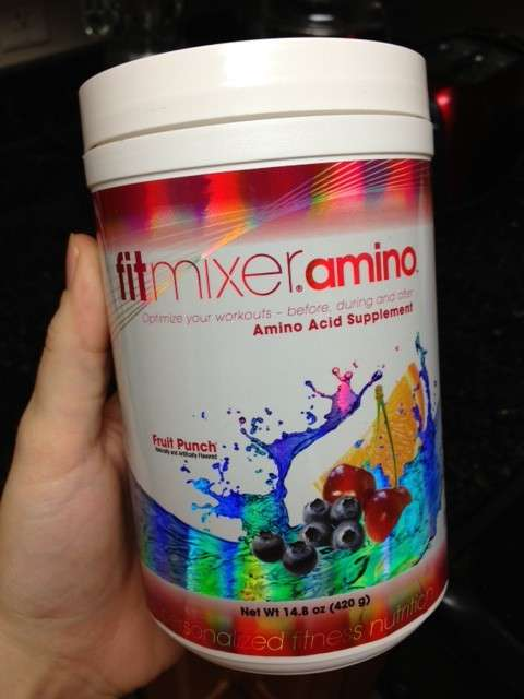 Fitmixer Amino Fruit Punch