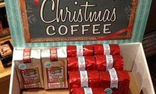 Smokey Row Christmas Coffee