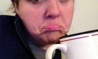 Drinking Tea When Sick