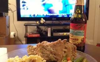 Rachael Ray Turkey and Stuffing Meatloaf