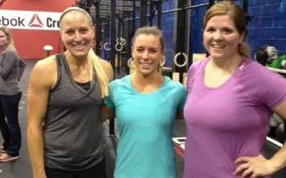 Christy Phillips Crossfit