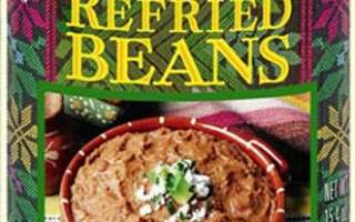 Amys Refried Beans