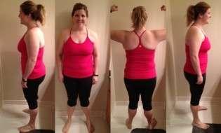Progress Pictures 225 pounds