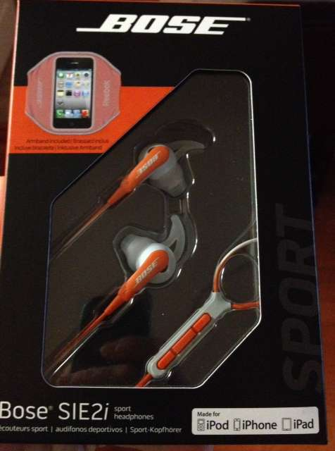 Reebok BOSE Headphones