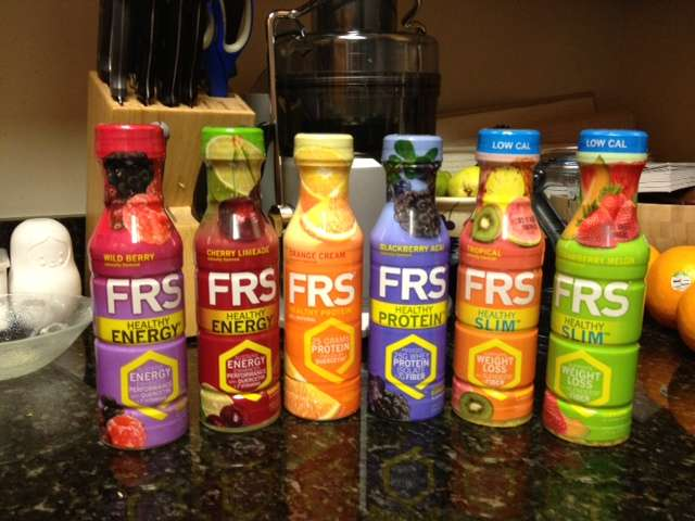 FRS Energy Drinks