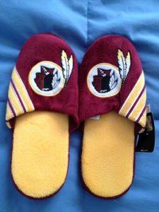 Redskins Slippers