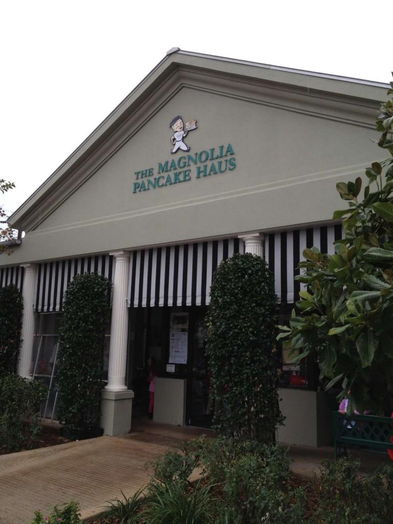 Magnolia Pancake Haus San Antonio