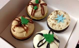 Georgetown Cupcake holiday cupcakes