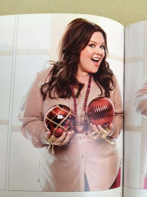 Melissa McCarthy Good Housekeeping