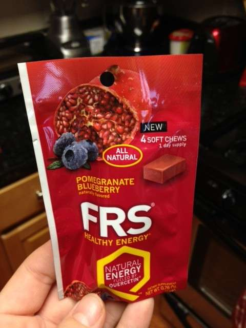 FRS Energy Soft Chews