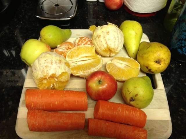 Fruit for Juicing