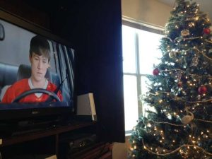 Ferris Bueller's Day Off Christmas Day