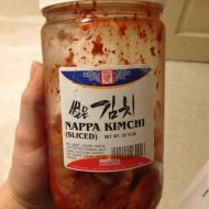 WIAW: Kimchi Style