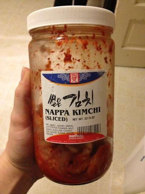 Nappa Kimchi
